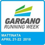 Gargano Running Week (22/04/2018)